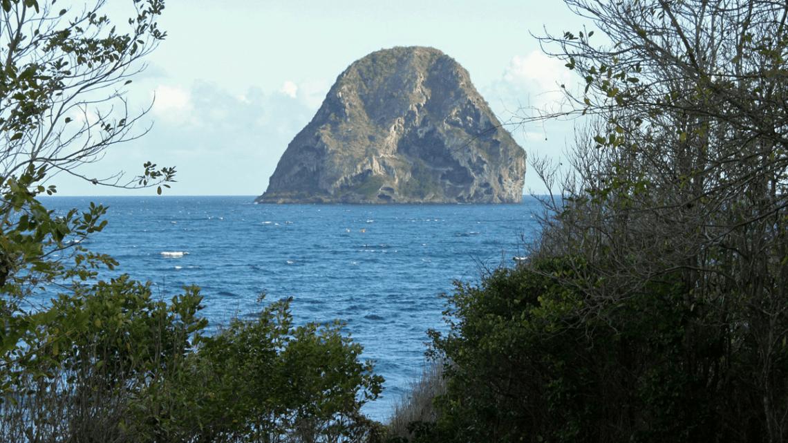 Le rocher du diamant, un lieu touristique